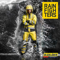 Rainfighters Serie von Blakläder