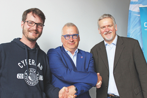 Nevaris Bausoftware GmbH neuer Partner des Karlsruher CyberForum